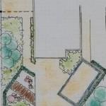 tuin ontwerp 1